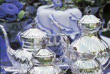 www.silverware.gr / silver teapot