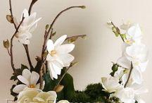 mü virág dekor