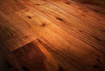 Hardwood Flooring / We are experts in hardwood flooring. We offer a wide range of different species of wooden floor in varied widths and thickness's,