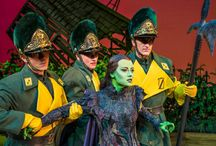 Wicked musical London / Wicked The Musical, off the Westend Elphaba, Galinda Emma Hatton, Scare Crow. Wizard of Oz