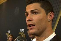 Cristiano Ronaldo - Ballon d'Or winner / Read and watch videos about Cristiano Ronaldo winning the Ballon d'Or.