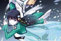 The irregular at magic high scool