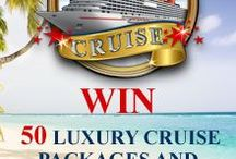 The Fortune Lounge Cruise / An epic journey to riches - all aboard to win with Fortune Lounge!