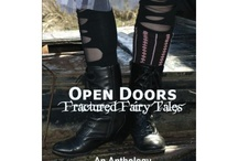 "My Published Stories / Contributor, ""Open Doors: Fractured Fairy Tales"" (Wayman Publishing)"