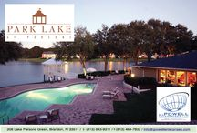 PARK LAKE AT PARSONS / CONDO FOR SALE IN  BRANDON, FL. Featuring 1 bedroom/1 bath Condo on the 1st floor