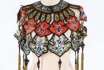 fashion and embroidery