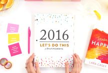 """Shelly's PowerSheets Board / These are ideas that go along with my """"Make it Happen"""" power sheets journal, a one-year intentional goal planning & action-inspiring workbook."""