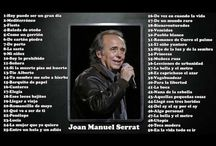 Joan Manuel SERRAT cantante