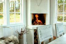 Skandinaviske hjem ~ Scandinavian homes