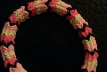 Rainbow Loom / made by CM♡