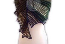 Morben Design / crochet , knitting , handcrafted , diy , pattern, free, shawl