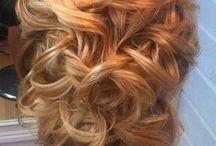 saç topuz