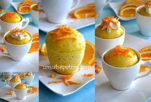 kek fincan portakal