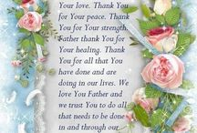 Prayers and quotes