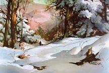 Watercolour images