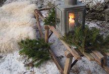 Deco hiver dehors