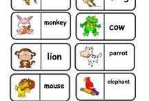 ANIMALS-ELEMENTARY SCHOOL