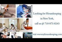 Excellent NY Housekeeping services