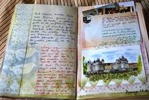 Travel Journals / by Krystal Loverin Membrila
