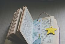little prince bookmark