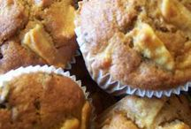 * Muffins, cakes, and slices