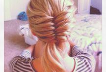 hair / by Amanda Delore