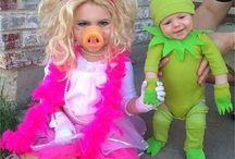 #FunnyFaceHalloween / Check out these Funny Faced costumes this halloween!