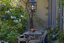 deco jardin terraza