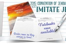 2015 JW Convention / Imitate Jesus! convention pictures from around the world. Have you had your convention yet?