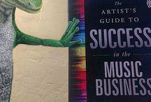Flat Stanley Music Biz Book Pictures / by Loren Weisman