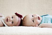 Twins / by Christine DeHaan Westerkamp