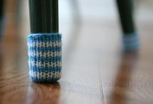 DIY Knit & Crochet for Home / knit & crochet for the home~ kitchen, living room, bedroom...