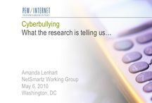 Cyber Bullying & Social Media / Resources for students regarding cyberbullying and the importance of practising appropriate social media activity.