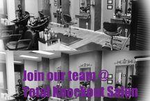 Our salon and spa @ TKO