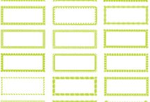 lime green / I'm a sucker for lime green. / by Helga Strauss