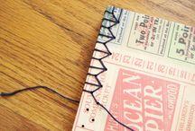 home made book