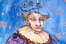 Clive Barker  / .. his books .. his art .. hommages to him / by Mimulux Patricia No