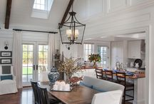 Dining Room Inspirations / Inspiration for creating the dining room of your dreams!