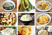 Side dishes / by Sherry Stawnychy