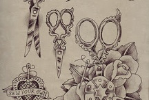 Sewing Tattoos / Trying to decide what to do