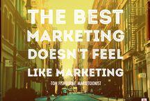 Marketing Tips / For more marketing tips, visit our blog: www.unifiedmanufacturing.com/blog
