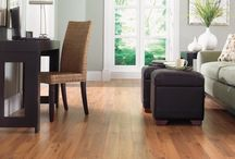 Laminate Flooring / Laminate Floors can have the look, feel and beauty of hardwood – with a much friendlier budget. http://www.tampaflooringcompany.com/laminate/