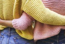 #cozywak / el otoño es la mejor época para hacer crochet.