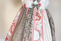 Meisjespatronen (maat 92-164) / Gratis patronen voor meisjes kleding