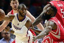 Houston Rockets vs Los Angeles Clippers NBA February 28, 2018 on ESPN