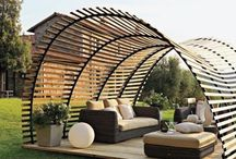 Shade Structures for Shangri-lala