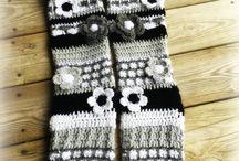Handmade Crochet Socks
