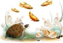 Pinturas mar