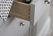 Joinery inspiration / Joinery designs we love at Emma Hooton Ltd