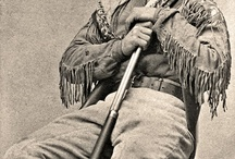 Cowboys,Indians and Guns. / Guns And Old West / by Bill Ray